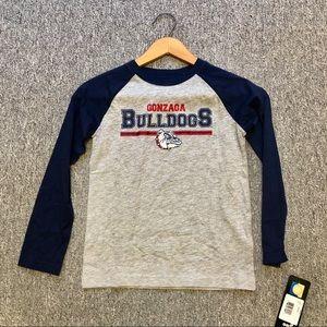 Gonzaga Bulldogs Shirt- Youth
